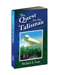 Quest for the Talisman softcover