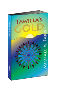Photo of book - Tawilla's Gold